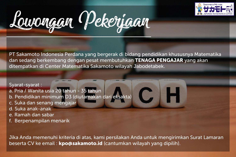 Selamat Datang Sakamoto Method Indonesia